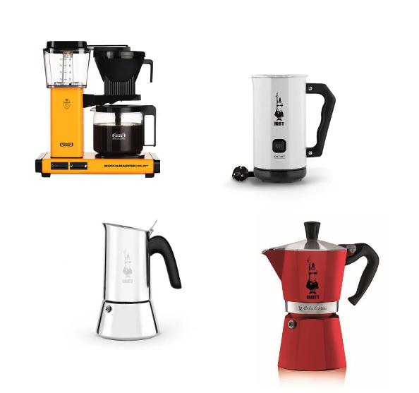 Koffiezet collectie & accessoires